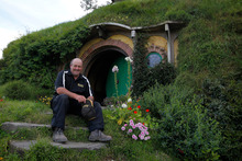 Hobbiton Movie Set Tour manager Russell Alexander braces himself for an influx of fans. Photo / Christine Cornege