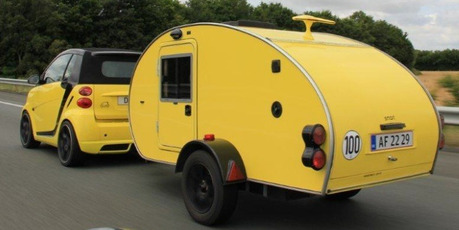 &quot;On a recent trip to Europe I spotted the best car and caravan combination I have ever seen,&quot; writes Jeff Mathews. &quot;And the personalised plate 'DUCKIE' said it all. Who said the Dutch don't have a sense of humour?&quot; Photo / Supplied