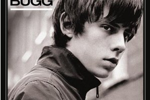 Album cover for Jake Bugg's self-titled album. Photo / Supplied