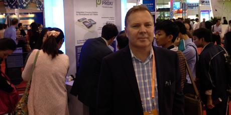PowerbyProxi executive director Greg Cross. Photo / Supplied
