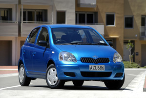 2003 Toyota Echo. Photo / Supplied