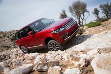 2013 Range Rover. Photo / Supplied