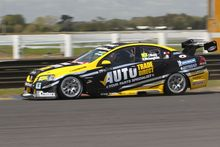 V8 SuperTourer driver Scott McLaughlin. Photo / Geoff Ridder