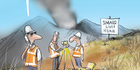 View: Cartoon: Tongariro promotion