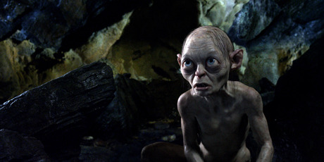 'If I hadn't met Peter and played Gollum then things would have been immeasurably different because... they've both completely changed my career' - Andy Serkis. Photo / Supplied
