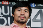 Manny Pacquiao of the Philippines.  Photo / AP