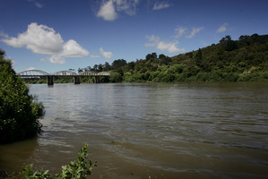 Waikato River. Photo / Doug Sherring