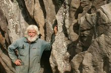 Co-owner Felix Schaad is delighted the Wairere Boulders, at number 16, are gaining popularity. Photo / NZ Herald