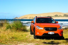 The Subaru XV beat rivals from Audi, Kia, Mazda, Nissan and Volkswagen in the all-wheel-drive class. Photo / Supplied