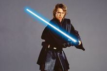 Toy lightsabers top the Christmas wish lists this year. Photo / File