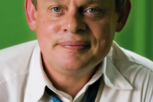 Martin Clunes. Photo / Jane Ussher