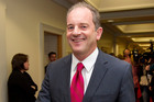 David Shearer has put an end to David Cunliffe's ambitions. Photo / Mark Mitchell