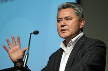 John Tamihere. Photo / Stephen Parker