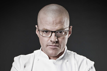 Heston Blumenthal, owner of Fat Duck restaurant in England.Photo / File