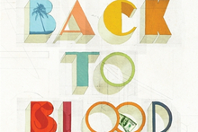 Book cover of Back to Blood. Photo / Supplied