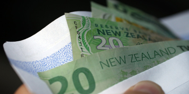 Major Campbell Roberts New Zealand should also abolish tax on the first $5000 or $10,000 of income. Photo / Janna Dixon