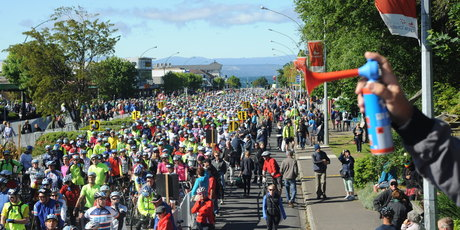 Are you race ready for the Lake Taupo Cycle Challenge this weekend?Photo / File