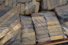 Police found 200kg of cocaine and a dead body on a yacht in Tonga. Photo / Australian Federal Police