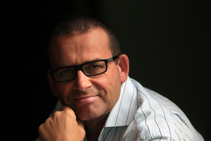 Paul Henry says taking a job at TVNZ would have been a breach of contract. Photo / Doug Sherring