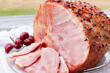 People wanting to serve New Zealand ham at their Christmas dinner should order early. Photo / Elizabeth Clarkson 