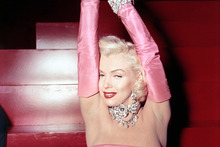 Marilyn Monroe is the latest face of Chanel No.5.Photo / File