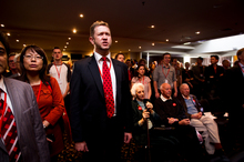 Labour MP David Cunliffe is likely to be punished. Photo / Dean Purcell