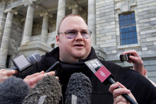 The underwriting of the US seizure of Kim Dotcom's assets with New Zealand taxpayer money involved consultation with at least four Cabinet ministers. Photo / Mark Mitchell 
