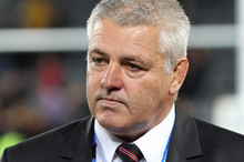 Warren Gatland is planning his foray to Australia next year as Lions coach. Photo / Janna Dixon