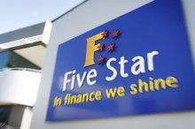 Five Star Finance building. Photo / Greg Bowker