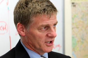 Bill English said the scheme was an important economic step between the two countries. Photo / Glenn Taylor