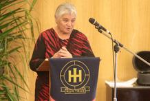 Maori Party joint leader Tariana Turia. Photo / Hawke's Bay Today