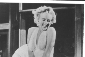 Marilyn Monroe in a scene from the movie The Seven Year Itch. Playboy will compile a gallery of pictures of the actress to mark 50 years since her death.Photo / Supplied