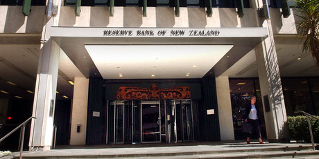 The Reserve Bank. Photo / NZPA