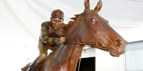 Australia claimed Phar Lap, among other Kiwi icons, but the court decision this week provided some revenge. Photo / NZPA