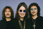 Ozzy Osbourne's band Black Sabbath are returning to NZ for the first time in 40 years. Photo / Supplied