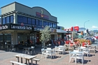 The area is well known for its popular eating venues. Photo / Supplied