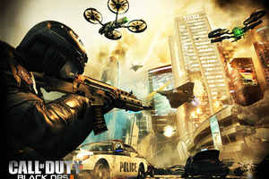 Call of Duty: Black Ops II. Photo / Supplied