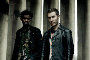 Massive Attack. Photo / Supplied