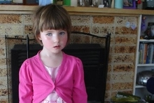 Masterton girl Sophie King, 6, who is fighting her way back to full health after surviving a brain tumour discovered when she was two-years-old. Photo / Supplied