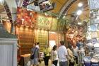 Inside Istanbul's Grand Bazaar. Photo / Simon Winter