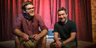 View: Talking Heads: Dai Henwood and Guy Williams