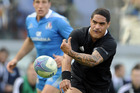 Aaron Smith will play his 11th test for the All Blacks on Sunday. Photo / Getty Images