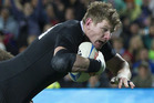 Adam Thomson's one-week ban is to be appealed by the IRB. Photo / Greg Bowker