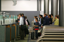 The number of arrivals to NZ more or less equaled departures in December. Photo / NZH