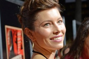 Actress Jessica Biel arrives at the Los Angeles premiere of Hitchcock.Photo / AFP