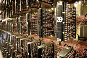 The Commerce Commission will soon determine how much Chorus, which owns the roughly two million copper phone lines, can charge ISPs each month to provide services over these lines. Photo / File