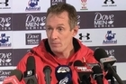 Attack coach for Wales Rob Howley told a packed press conference that even without Dan Carter the All Blacks need to be respected, but also need to be attacked.