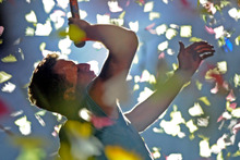 Coldplay's Chris Martin dedicated a song to a singer he doesn't know during the band's Sydney show. Photo/AP