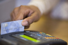 Total credit card billings shrank 0.9 per cent to a seasonally adjusted $2.7 billion last month from October 2011. Photo / TS