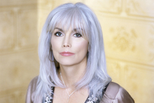 Emmylou Harris played an intimate set at Vector Arena on Sunday night. Photo/supplied